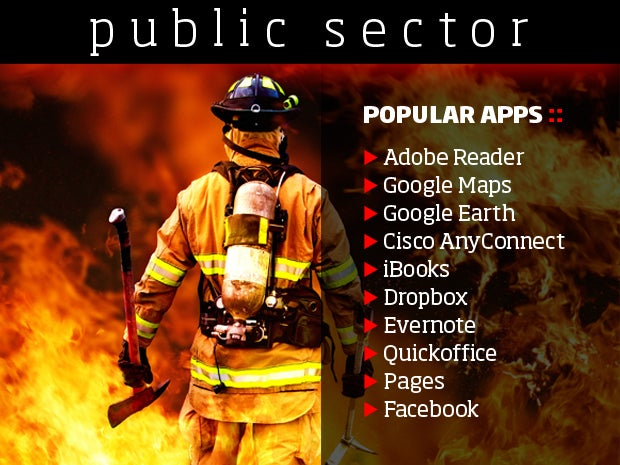 Public Sector Gets in the App Game
