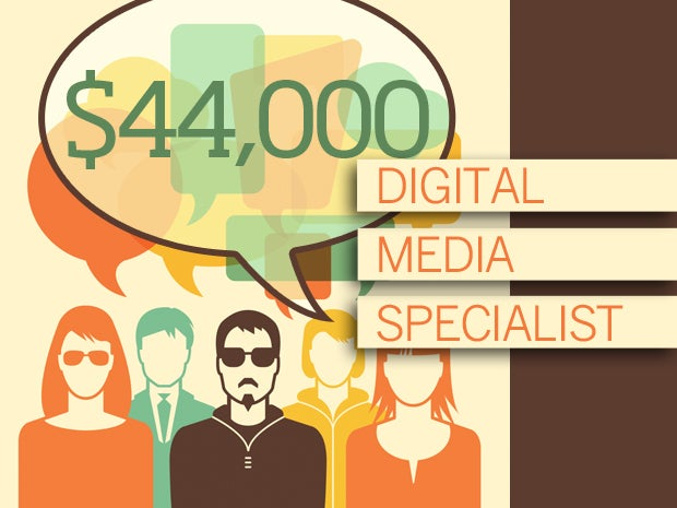 Digital Media Specialist