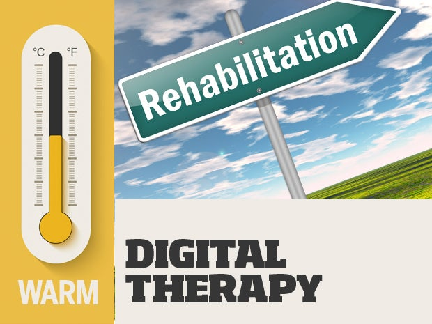 Warm: Digital Therapy
