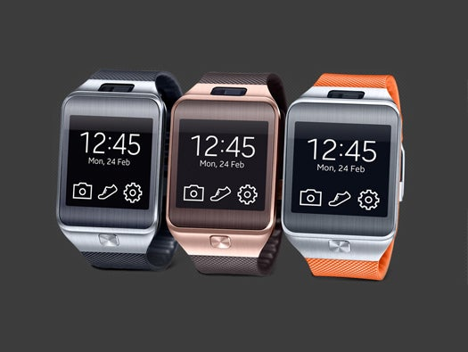 Samsung Galaxy Gear 2 and Gear 2 Neo