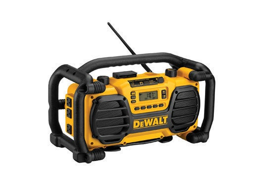 DeWalt heavy duty radio