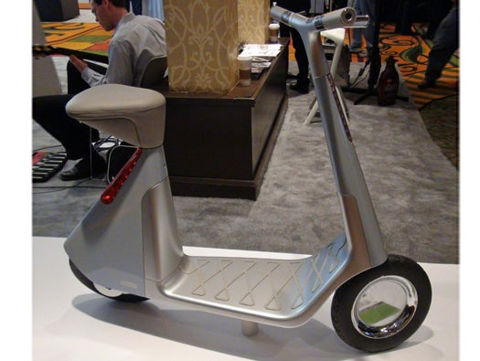 3D printed scooter