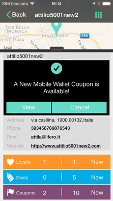 Accenture's mobile wallet