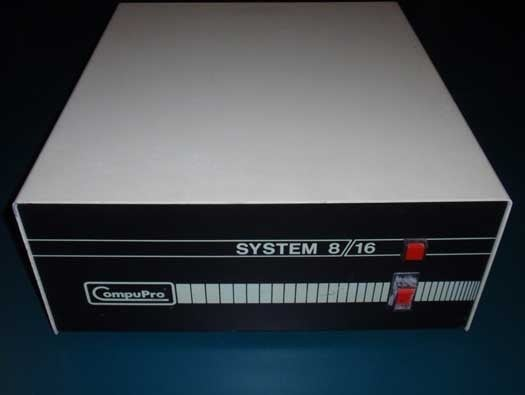CompuPro System 8/16 computer