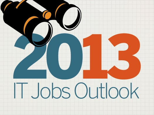IT jobs outlook