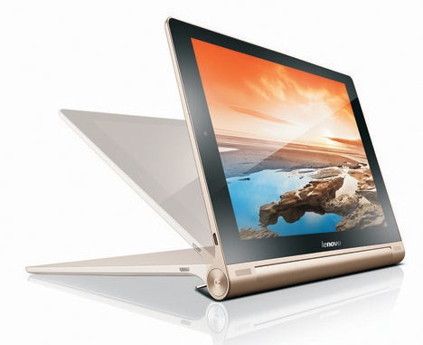 Lenovo's more practiced Yoga