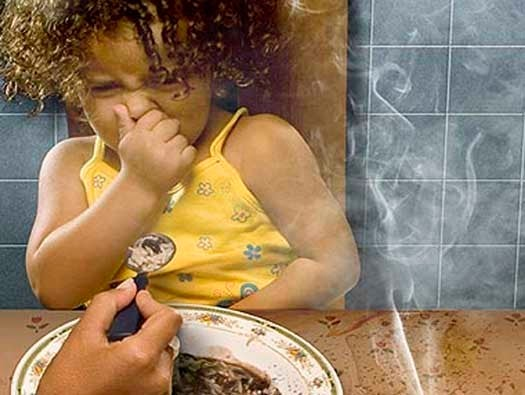 Second hand smoke essay