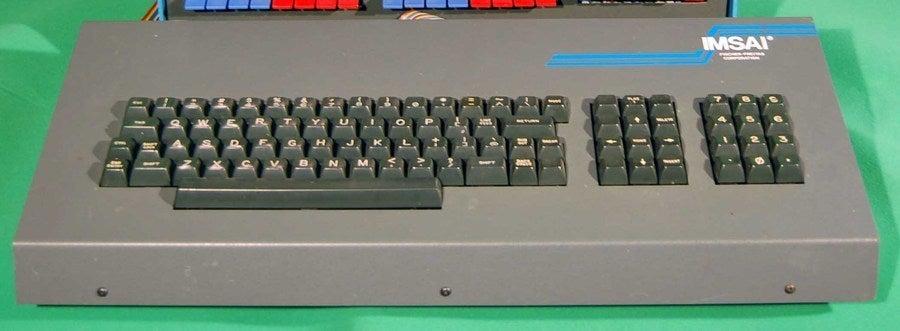 IMSAI IKB-1 keyboard