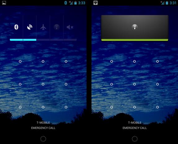 Extended Controls screenshots