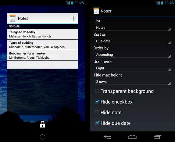 NoNonsense Notes screenshots