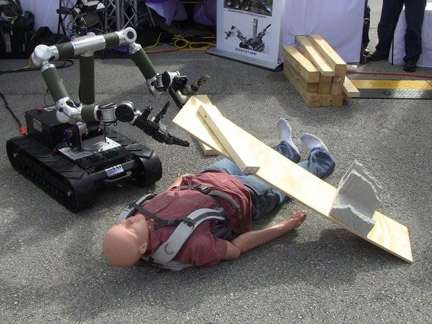 MARCS robot