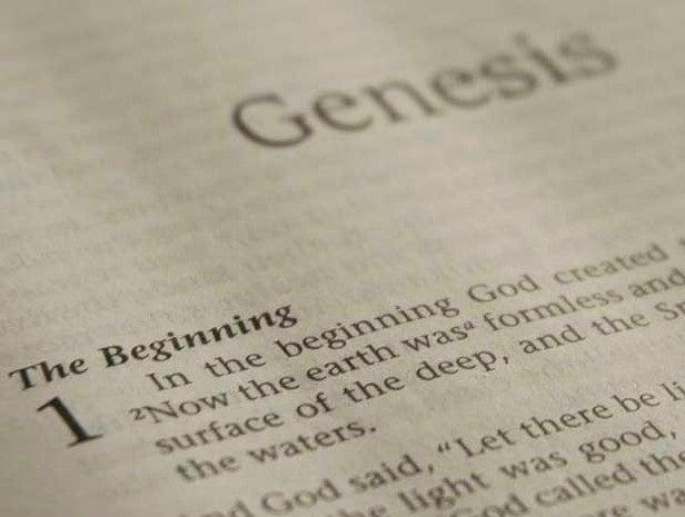 Genesis 1:1 - The Beginning