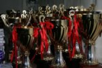 trophies ribbons winners prizes