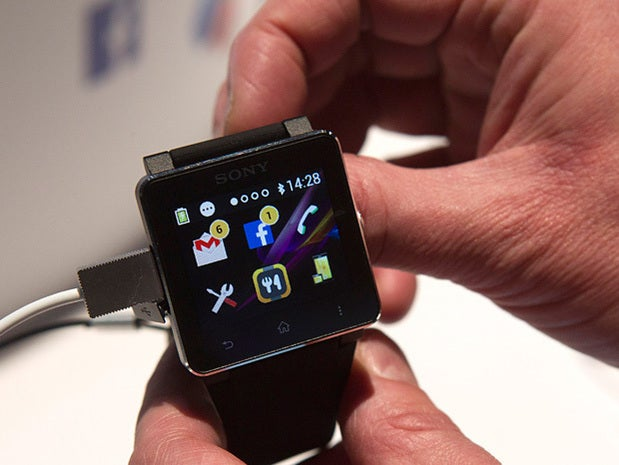 Sony SmartWatch2