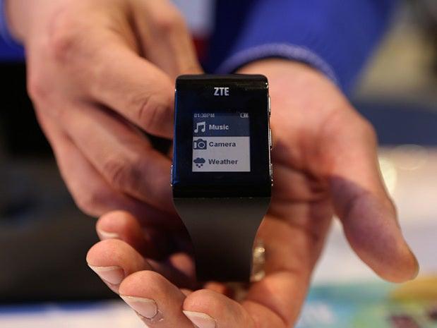 ZTE Blue Watch