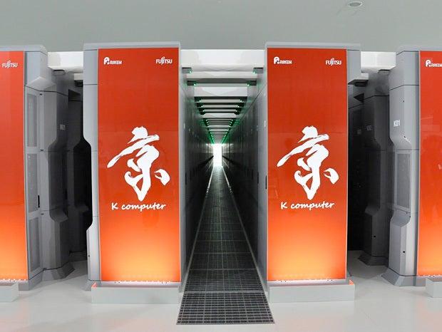 The world's second fastest supercomputer, Titan
