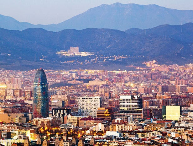 City of Barcelona Creates Smart-City Template