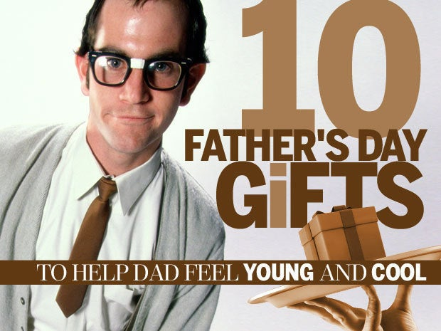 10 Father's Day Gifts to Help Dad Feel Young and Cool