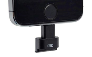 USBfever 8-Pin Lightning Male to Female Adapter/Connector