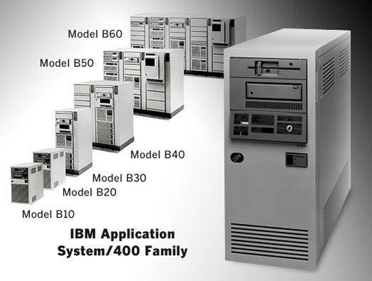 IBM's AS/400