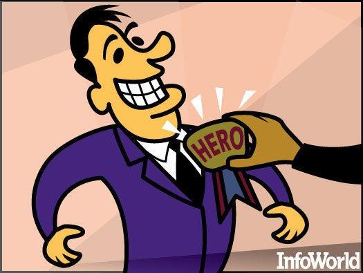 All hail the IT hero
