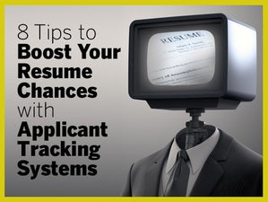 8 Tips To Boost Your Resumeu0027s Chances With Applicant Tracking Systems