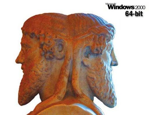 Janus Windows 2000 64-bit