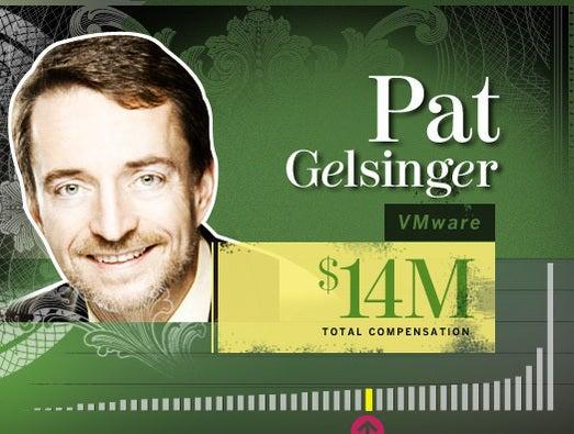 Pat Gelsinger, VMware CEO