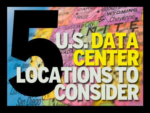 5 States That Offer Big Data Center Appeal