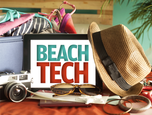Beach tech: 11 gadgets for fun in the sun