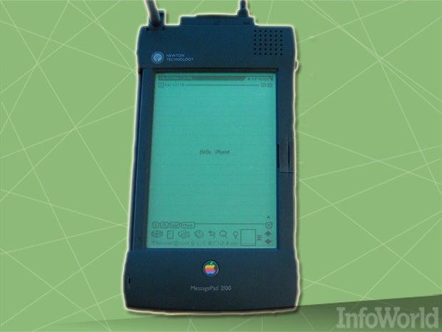 3. Apple Newton MessagePad (1993-1998)