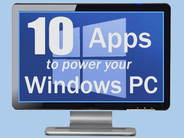 10 Desktop Apps to Power Your Windows PC