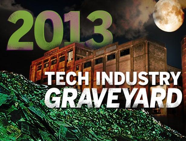tech graveyard