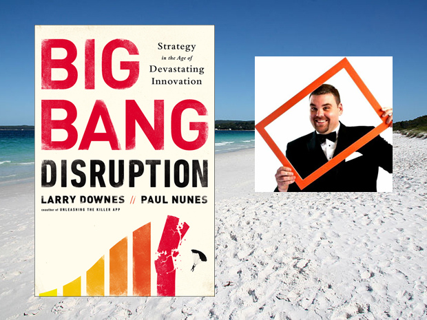 Chase Guthrie, Big Bang Disruption