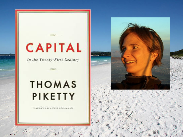 Elizabeth Leddy, Capital in the Twenty-first Century