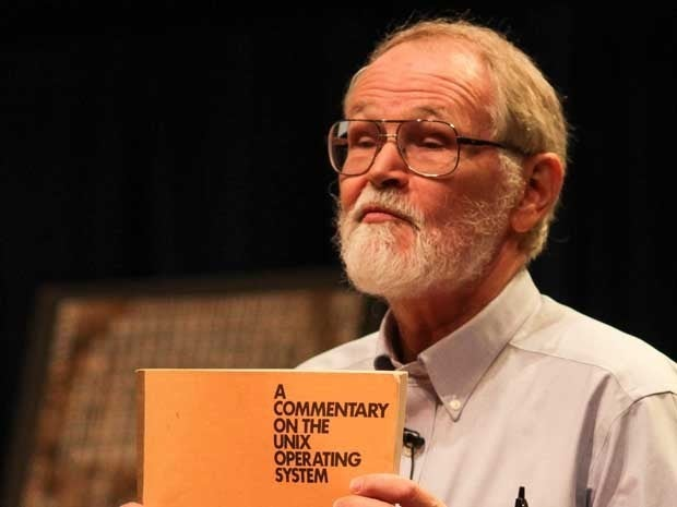 A picture of AWK co-creator Brian Kernighan