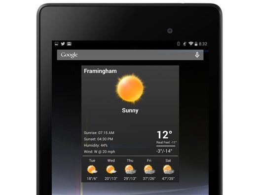 Fancy Widgets for Android