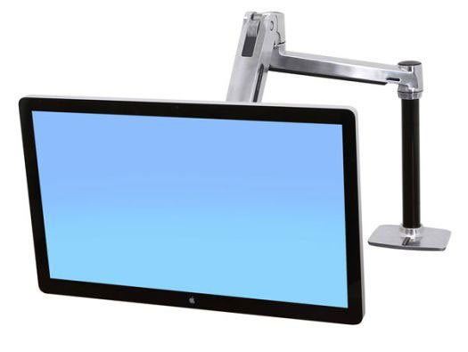 Ergotron Sit-Stand Desk Mount LCD Arm
