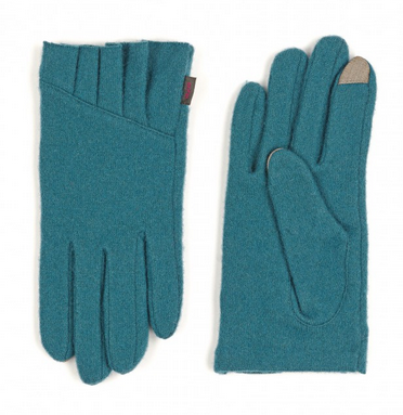 Echo Touch Pleats Gloves