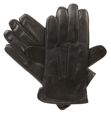 Isotoner smarTouch Tec Leather Gloves