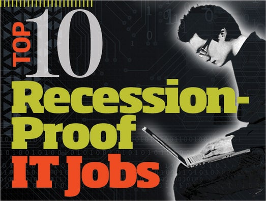 Recession-Proof IT Roles