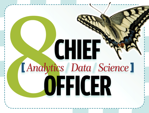 Chief analytics/data/science officer