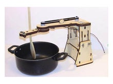 pot stirring