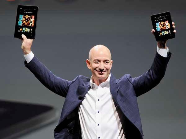 Amazon AWS Bezos