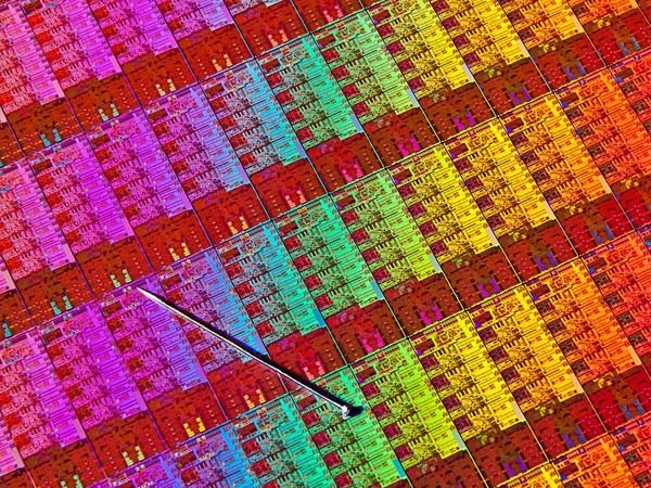 Intel Haswell chip processor