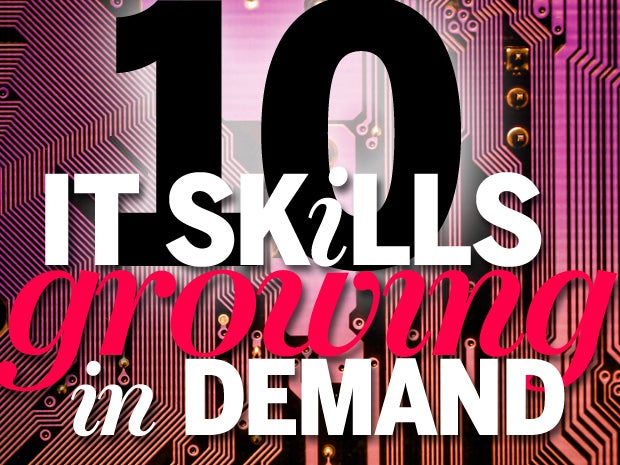 IT skills in demand