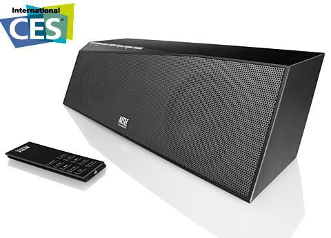 Altec Lansing inMotion Air speakers: