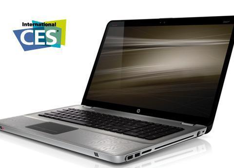 HP ENVY 17: