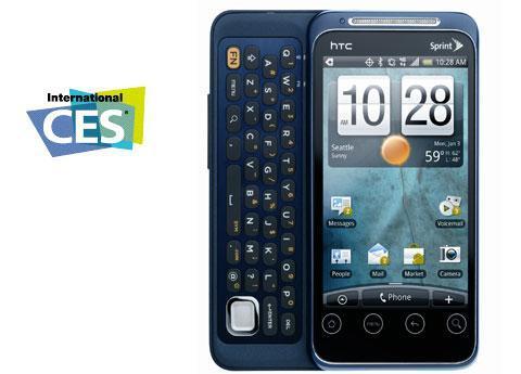 Sprint HTC EVO Shift 4G: