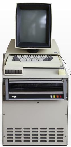 Input/output: Xerox Alto